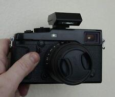 Fuji X-Pro2 Digital Camera plus XF 23mm F2 R WR with flash & case