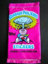 1985 TOPPS GARBAGE PAIL KIDS 1ST SERIES 1 UK SEALED PACK OS ORIGINAL GPK Limited