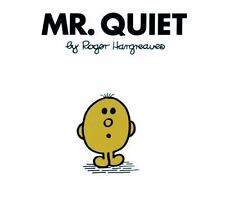 Mr. Quiet (Mr. Men and Little Miss)-ExLibrary