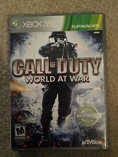 Call of Duty: World at War Platinum Edition Xbox 360 Video Game