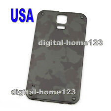 New Battery Cover Door Part For Samsung Galaxy S5 Active G870 G870A Camo Green