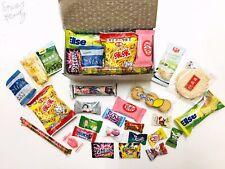 25 Piece Snack Box Asian Japanese Chinese Korean Variety Treat Tester Sample Lot