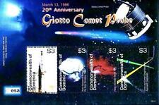 COMET PROBE M/S  DOMINICA 2006 ASTRONOMY & SPACE  MNH **