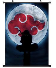 3860 Anime Naruto Uchiha Itachi wall Poster Scroll
