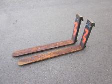 Satz Gabelzinken, Staplergabeln Gabelstapler Stapler  (Nr.11 Länge 120 cm FEM3A