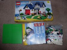 Lego Creator 5891 Apple Tree House (3 in1; 100% complete; boxed; instructions)