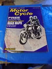 Motor Cycle/30june1966/Ten-Second Triumph/BSA 650 Lightening/