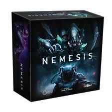Nemesis Board Game Sealed