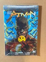 Batman The Flash: The Button Deluxe Edition -Hardcover Graphic Novel Sealed
