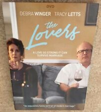 The Lovers (DVD, 2017) Debra Winger & Tracy Letts BRAND NEW, WATCHED ONCE