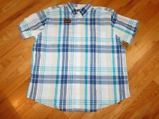 Foundry Easy Care, NWT, Size 4X, Short Sleeve Shirt, Great Look!!!