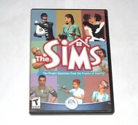 The Sims PC Game 2000 Complete Original