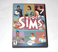 The Sims PC Game 2000 Windows Complete CD-ROM Original