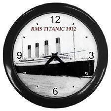 RMS TITANIC 1912 WALL CLOCK ******FANTASTIC ITEM*****
