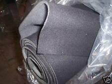 "Auto Headliner Upholstery Fabric Foam Backed 72 "" x 60 "" Dark Grey FREE Shipping"