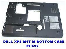 DELL XPS M1710 BOTTOM BASE CASE PH597