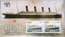 Ireland Irlanda Inglaterra 1999 bloque 31 i australia 99 OVP ships barcos titanic mnh
