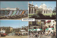Sussex Postcard - Views of Brighton   LC4409