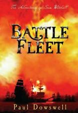 Battle Fleet (Adventures of a Young Sailor)-ExLibrary