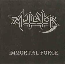 MUTILATOR - Immortal Force - CD - 167467