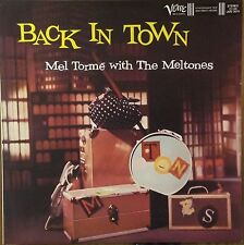 Mel Torme-Back In Town-Verve 2675-JAPAN