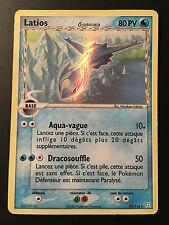 Carte Pokemon LATIOS 22/110 Holo bloc ex Française (star, booster)