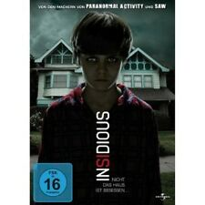 INSIDIOUS-DVD NEU PATRICK WILSON,ROSE BYRNE,BARBARA HERSHEY,REGIE:JAMES WAN