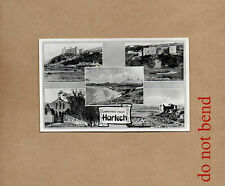Harlech multiview real photo photochrom unposted art