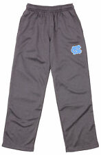 OuterStuff NCAA Boys Youth North Carolina Tar Heels Basic Grey Track Pants