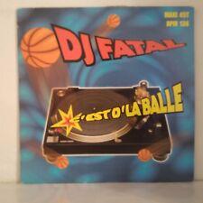 """Dj Fatal – C'est D'La Balle (Vinyl, 12"""", Maxi 45 Tours)"""