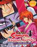 Rurouni Kenshin (Samurai X) DVD TV(1-95)+ 4 Movie+ 2OVA DUB US Seller Ship FAST