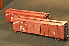 Two 50' OB DD boxcars, Northern Pacific -CLEARANCE!!