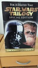 Rare 1997 Star Wars Trilogy 3D hanging Promo AD Display best offers encouraged!