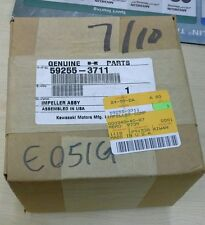 BRAND NEW KAWASAKI PWC GENUINE IMPELLER 59255-3711 1100 STX JT 1100 NOS