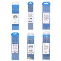 10pcs/set WL20 Lanthanum Tungsten Electrode Weld Rods for Welding Machine SS6