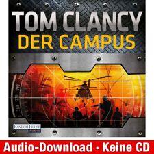 Hörbuch-Download (MP3) ★ Tom Clancy: Der Campus
