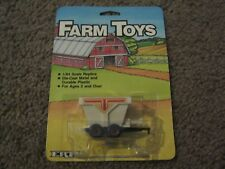 VINTAGE ERTL FARM TOYS WHITE RED BLACK FERTILIZER TANK 1/64 1986 NEW IN PACKAGE