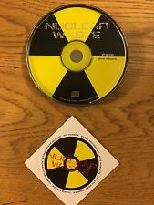 Sting The Police Gong Nuclear Waste Mike Howlett Rare Cd Box Single 1978 Remix