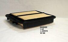 Wesfil Air Filter fits Honda Odyssey 2.4L 2004 06/04- 02/09 WA5020 A1846
