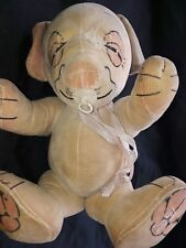 chad valley bonzo dog 1930s rare soft toy in excellent condition