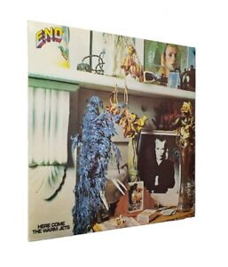 Brian Eno - Here Come The Warm Jets Neuf LP