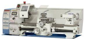Bernardo Drehmaschine Profi 550 WQV Leitspindeldrehmaschine Drehbank 230V
