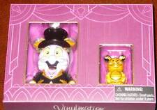 Imagination Gala Gift VINYLMATION Box Set Figment Formal Tuxedo & JR Golden