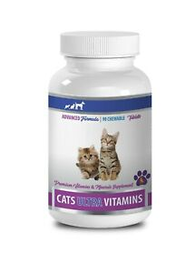 cat immune supplement - ULTRA VITAMINS FOR CATS - vitamin a for cats
