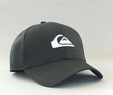 New Auth Men's Quiksilver Decades Ball Hat Snapback Golf Cap Baseball YOUTH 55cm