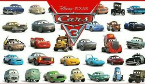 DISNEY PIXAR CARS 1, 2 and 3 DIECAST! HUGE SELECTION! FREE SHIPPING! CHOOSE!