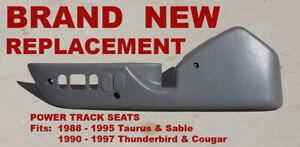 1988 1989 1990 1991 1992 1993 1994 1995 Mercury Sable SEAT TRIM - NEW Power seat