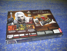 The Witcher-COLLECTOR 'S EDITION (PC, 2007, DVD-BOX)