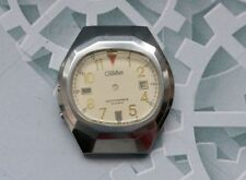 for men's mechanical wristwatch Slava Case and dial