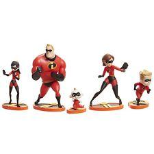 Disney Pixar Incredibles 2 Family Figure Set